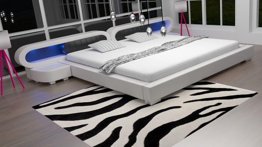 Łóżko do sypialni Harmony 4xLed 160x200