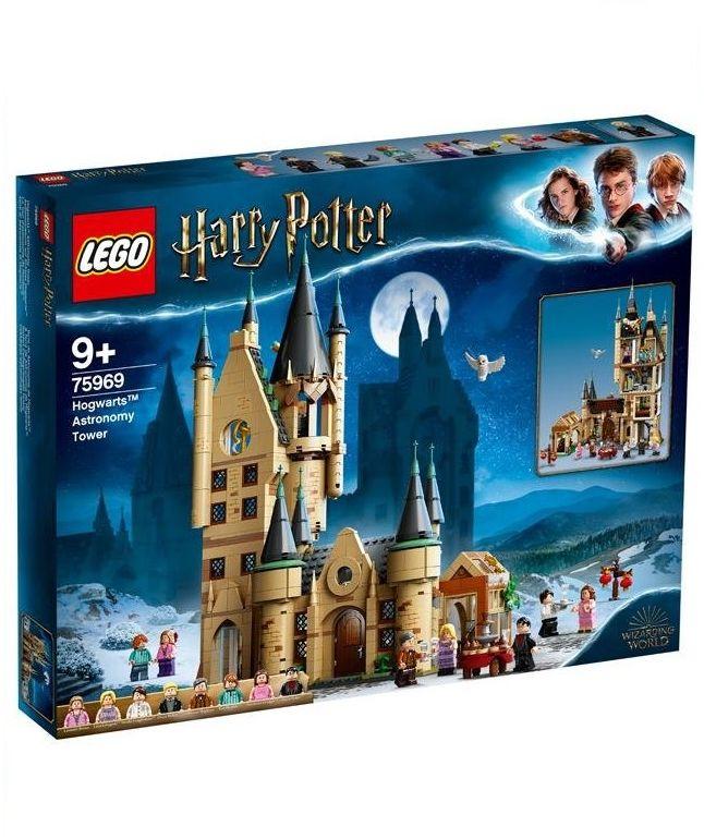 Klocki Lego 75969 Harry Potter Wieża Astronomiczna