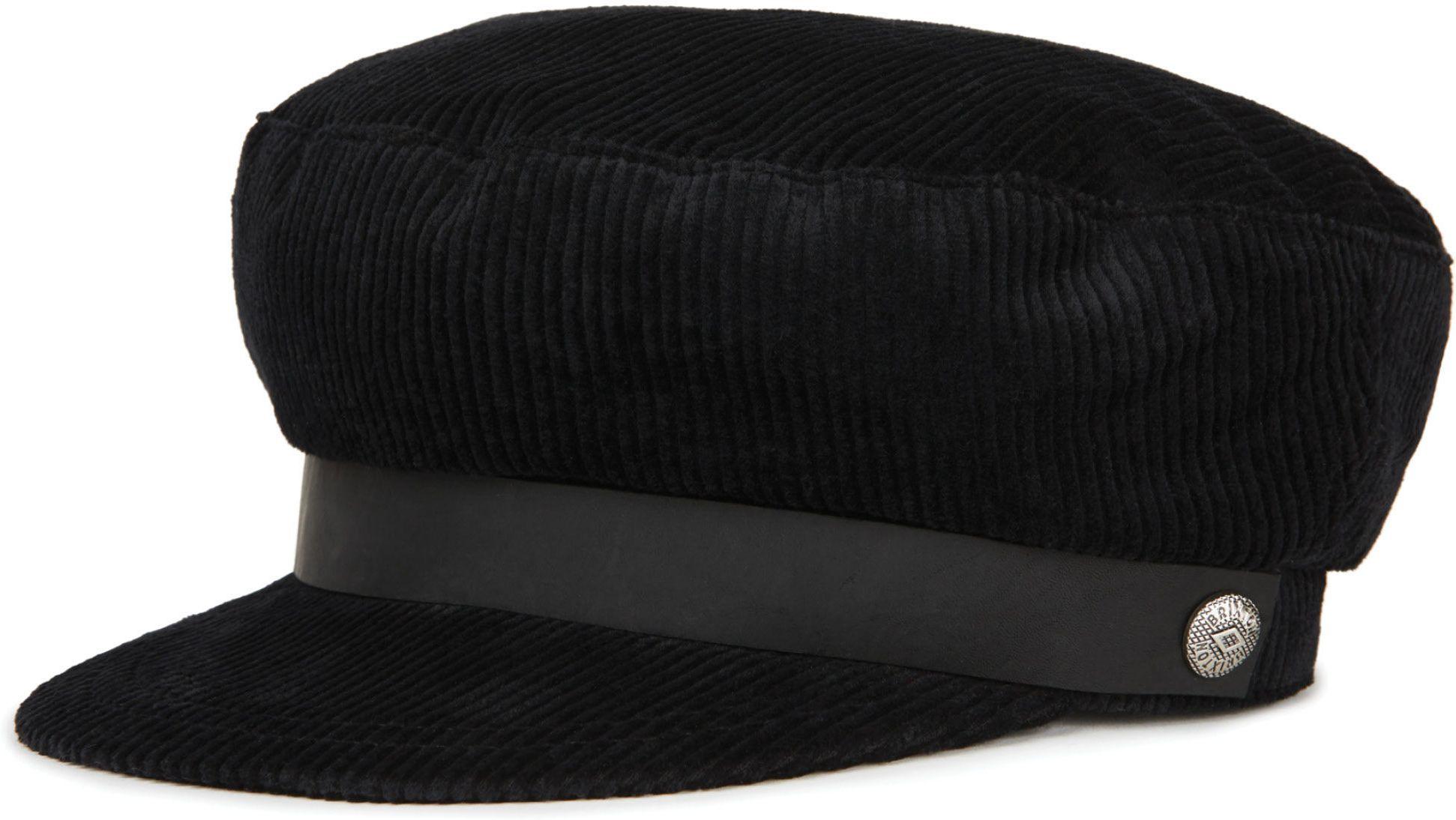 kaszkiet BRIXTON KURT CAP Black