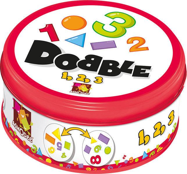 Gra Dobble 123 REBEL