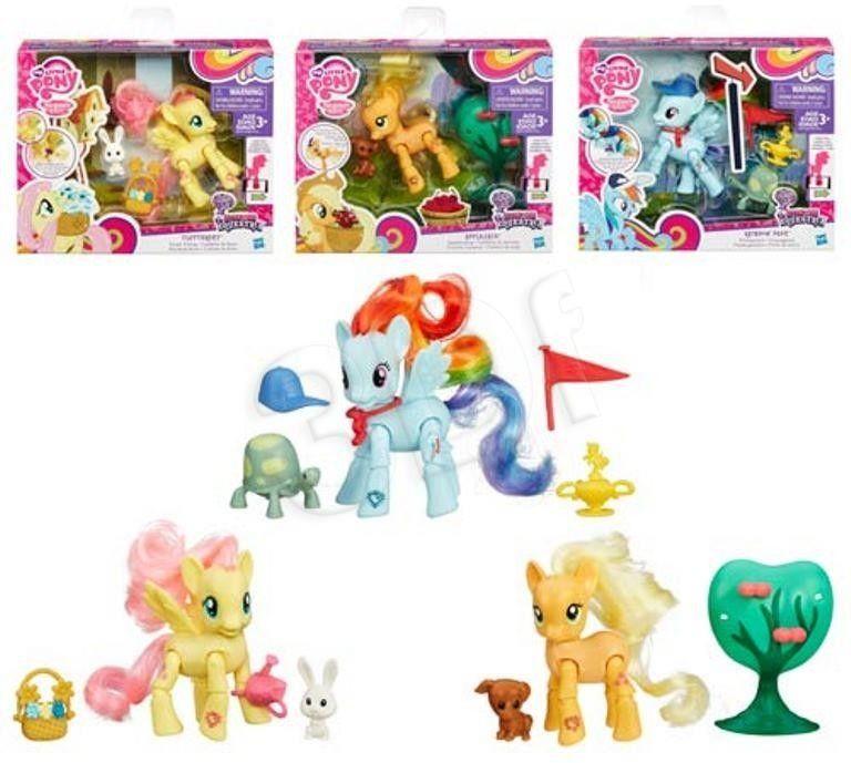 My Little Pony - Kucykowe przygody Rainbow Dash B5676
