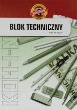 Koh i noor Blok Szkolny Techniczny A4 KIN 10ark