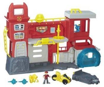 Playskool Transformers RSB - Rescue Bots Straż Pożarna B5210