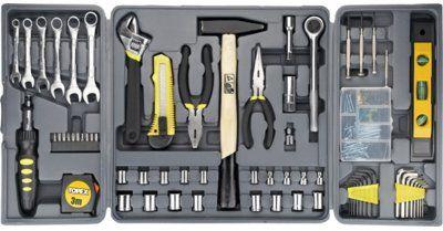 Zestaw narzędzi TOPEX 38D215 (135 elementów) DARMOWY TRANSPORT!