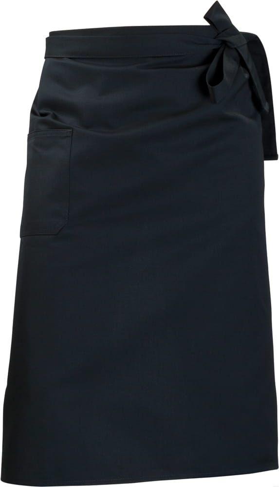 Zapaska 75 cm z kieszenią czarna