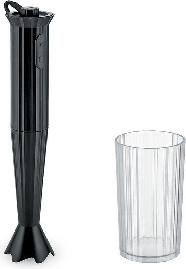 Blender ręczny plissé czarny