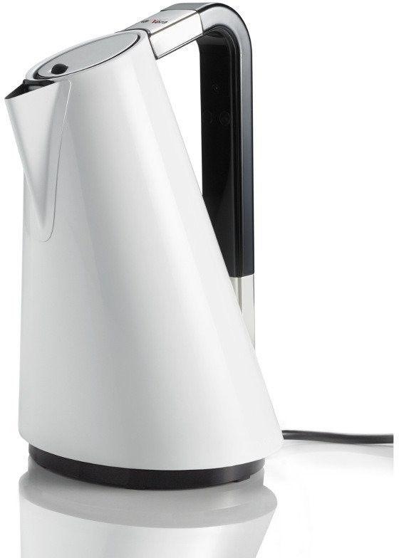 Casa bugatti - vera easy czajnik elektryczny - biały - biały