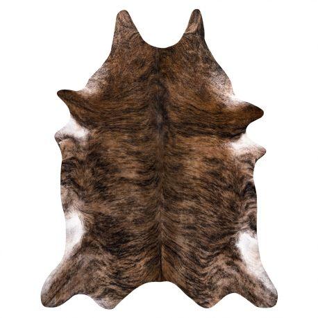 Dywan Sztuczna Skóra Bydlęca, Krowa G5072-1 Brązowa skórka 100x150 cm