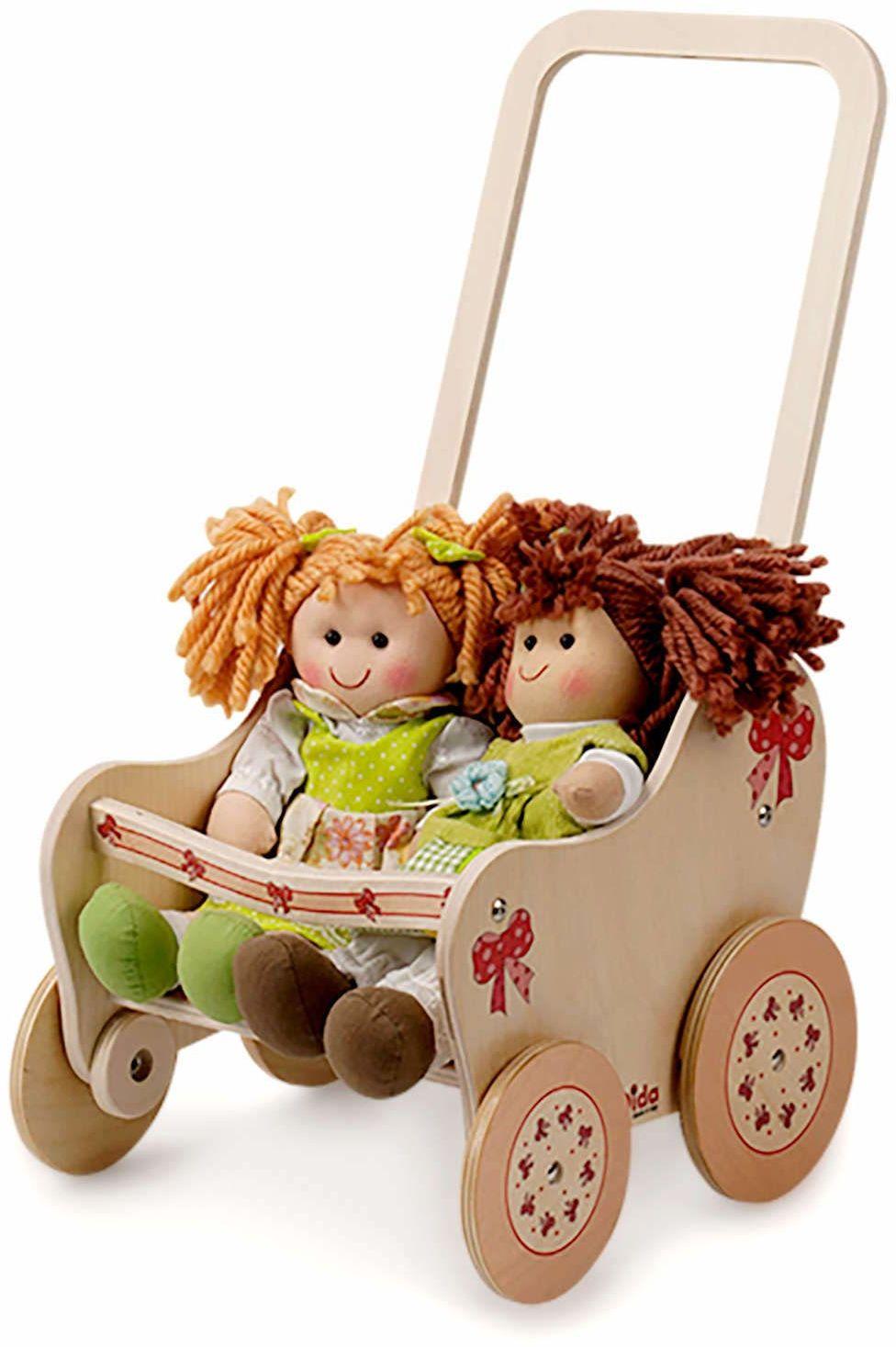 Dida GP20 pedagogiczny wózek dla lalek, pętla, mały