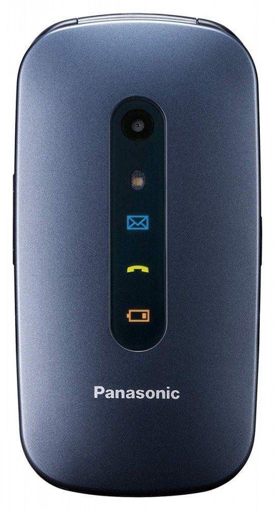 Panasonic Telefon dla seniora KX-TU456 niebieski