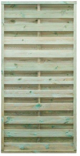 Płot panelowy prosty 25 mm 90 x 180 cm