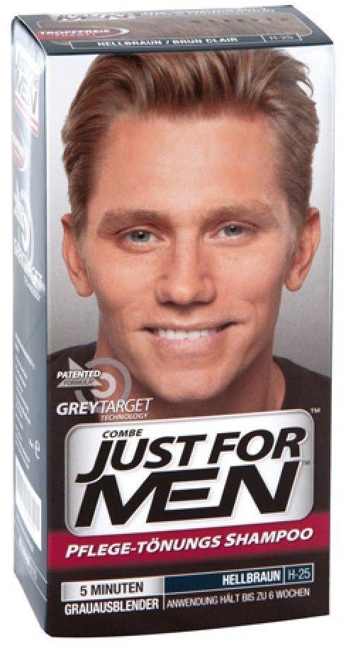 Just for Men szampon koloryzujący jasny brąz