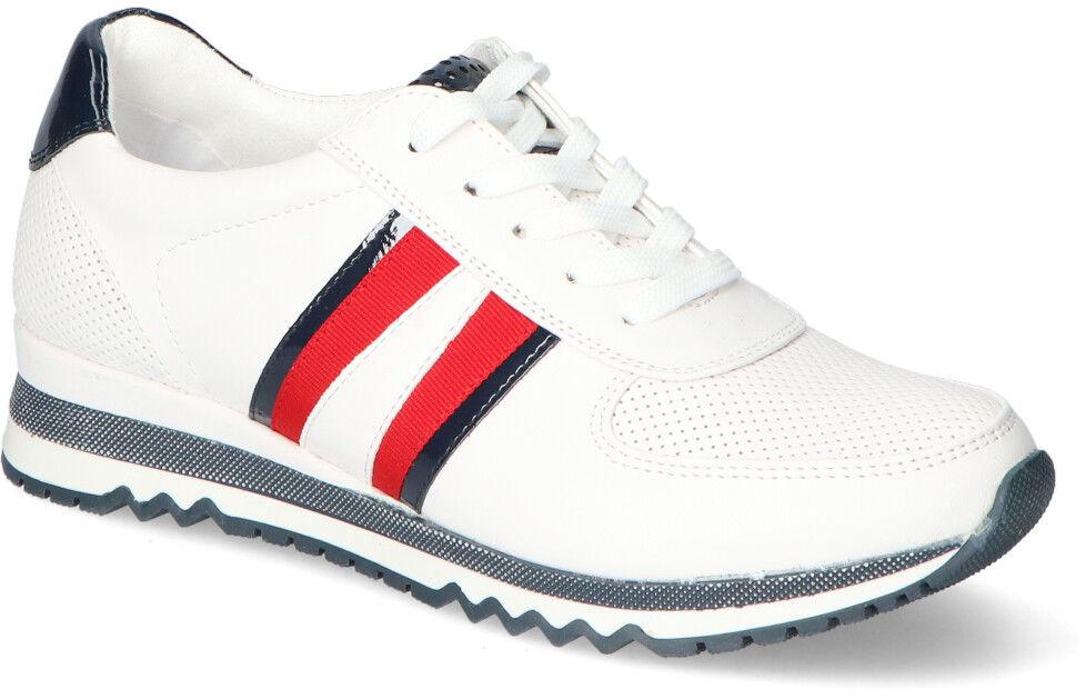 Sneakersy Marco Tozzi 2-23766-26 Białe
