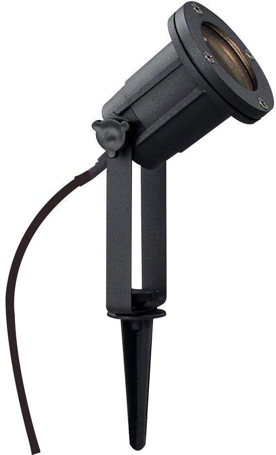 Reflektor gruntowy Spotlight 20789903 Nordlux ruchoma oprawa w kolorze czarnym