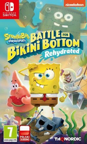 SpongeBob SquarePants: Battle for Bikini Bottom NS