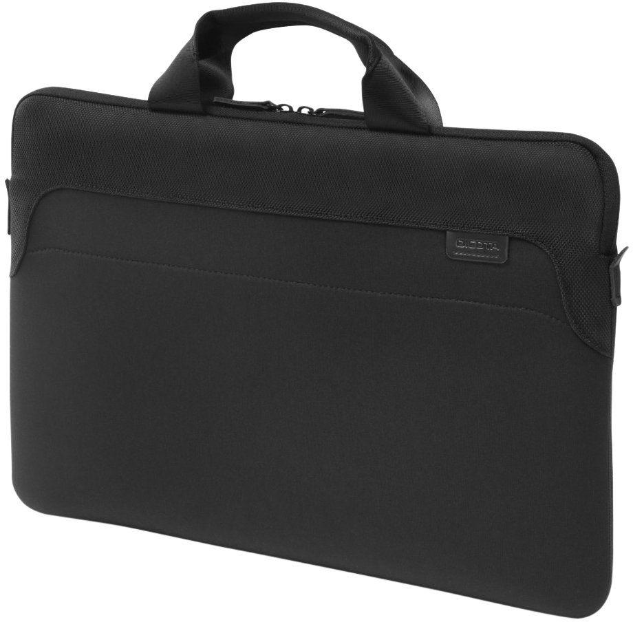 Dicota Ultra Skin 11-11,6 cala Plus Pro torba na laptopa i tablet, lekka obudowa na laptopa z rękawem czarna