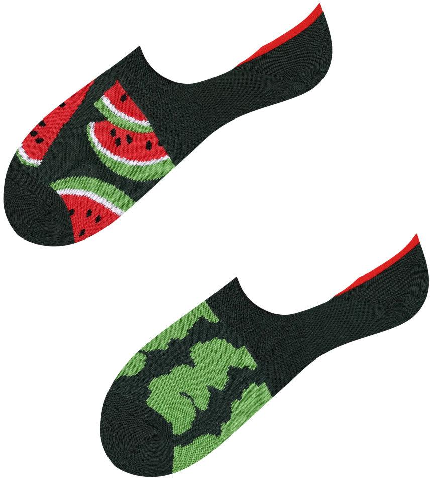 Mikrostopki, Watermelon, Todo Socks, Arbuz, Owoc, Kolorowe Skarpetki