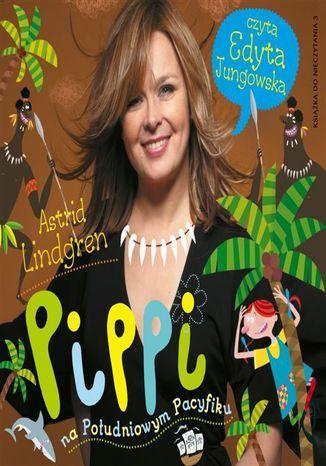 Pippi na Południowym Pacyfiku - Audiobook.