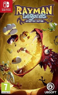 Rayman Legends NS Nowa ALLPLAY