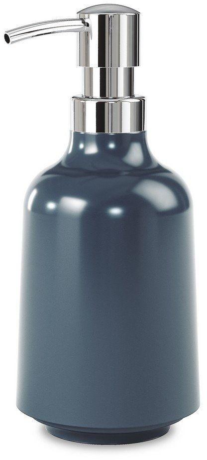 Umbra - dozownik do mydła step, ciemnoniebieski - ciemnoniebieski