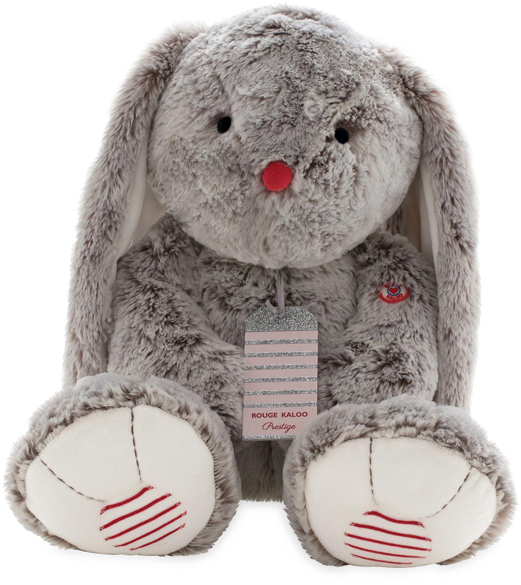 Jura Toys K963539 szara kaloo Rouge Prestige królik pluszowa zabawka (bardzo duża)