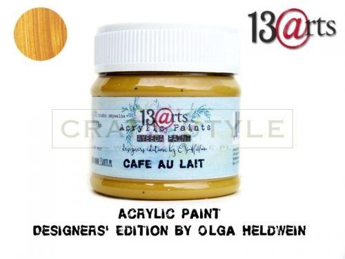 Farba akrylowa 50 ml Cafe Au Lait