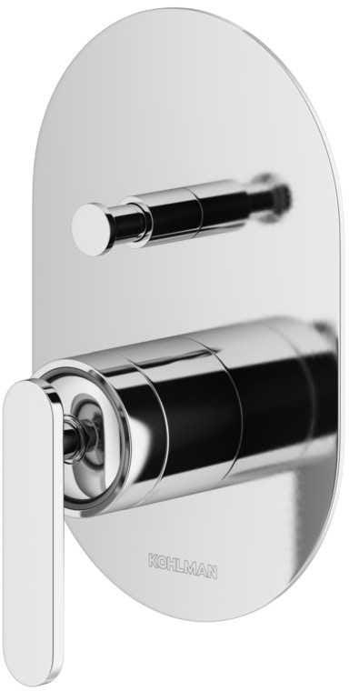 Kohlman bateria wannowa z 2 wyjściami QW210B Boxine