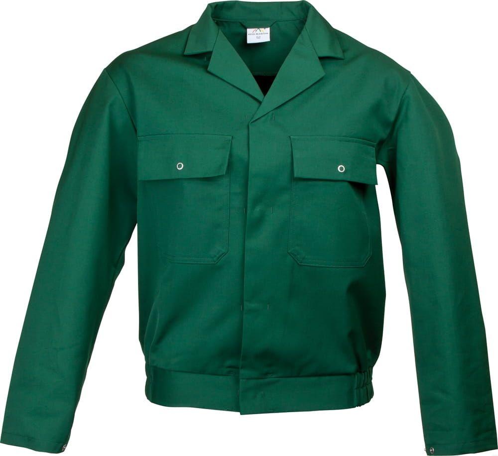 Bluza do pasa zielona 3015