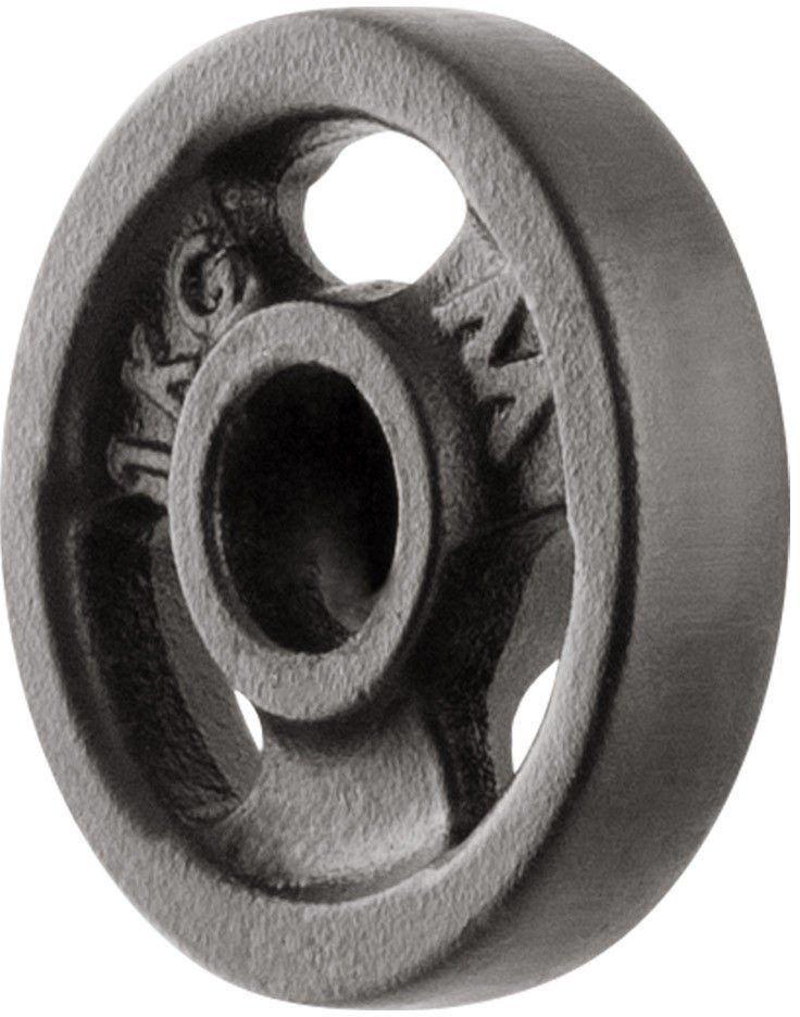 Obciążenie żeliwne 1 kg MW-O1-kier - Marbo Sport
