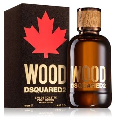 Dsquared 2 Wood Pour Homme woda toaletowa - 50ml