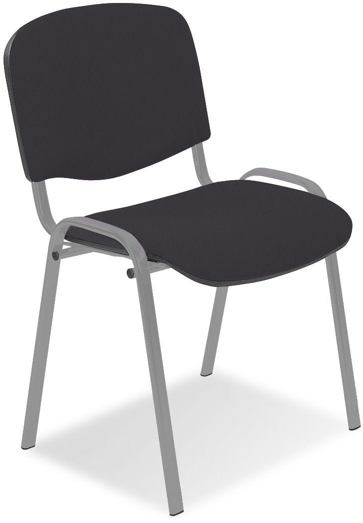 NOWY STYL Krzesło ISO alu/black