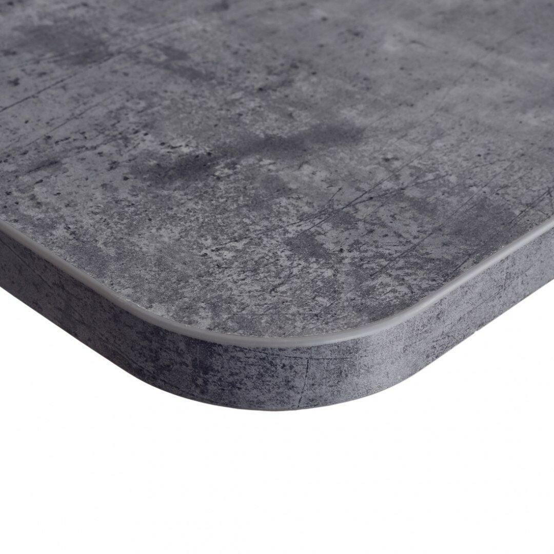 Blat biurka uniwersalny 160x80x1,8 cm Millenium
