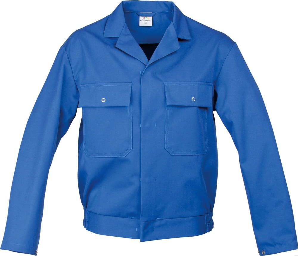 Bluza do pasa niebieska 3015