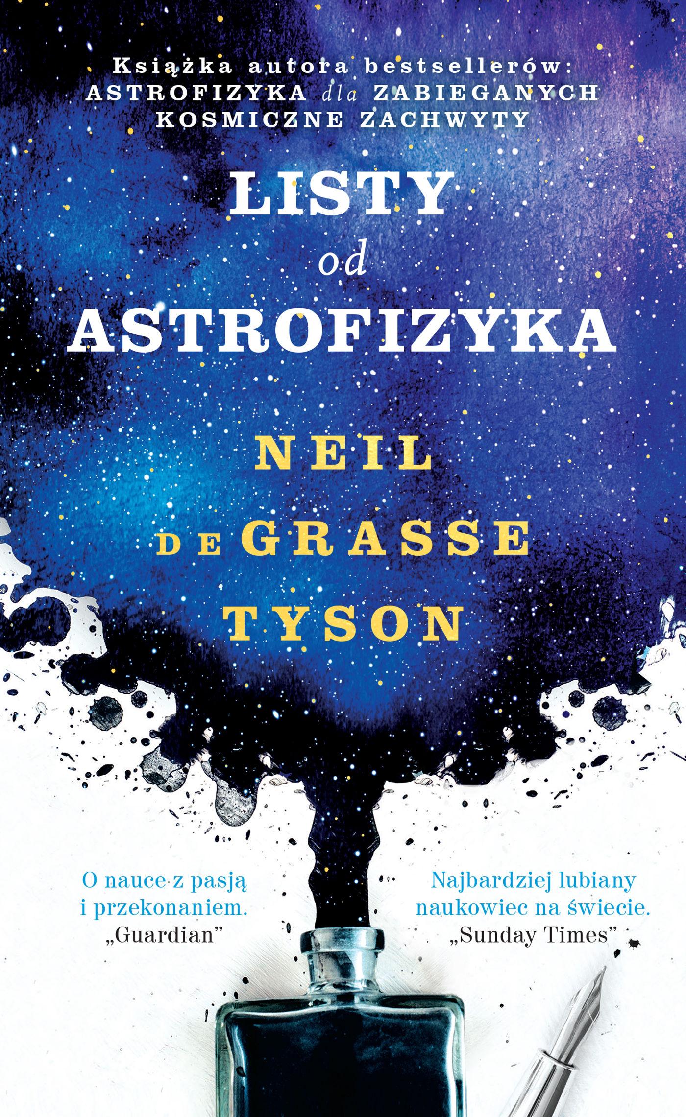 Listy od astrofizyka - Neil Degrasse Tyson - ebook
