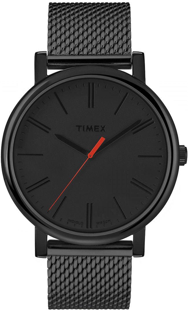 Zegarek Timex T2N794M Originals Oversized Mesh - CENA DO NEGOCJACJI - DOSTAWA DHL GRATIS, KUPUJ BEZ RYZYKA - 100 dni na zwrot, możliwość wygrawerowania dowolnego tekstu.