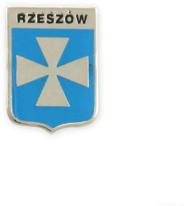 Herb Rzeszów - przypinka