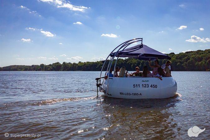 Rejs Event Boatem dla Dwojga Warszawa
