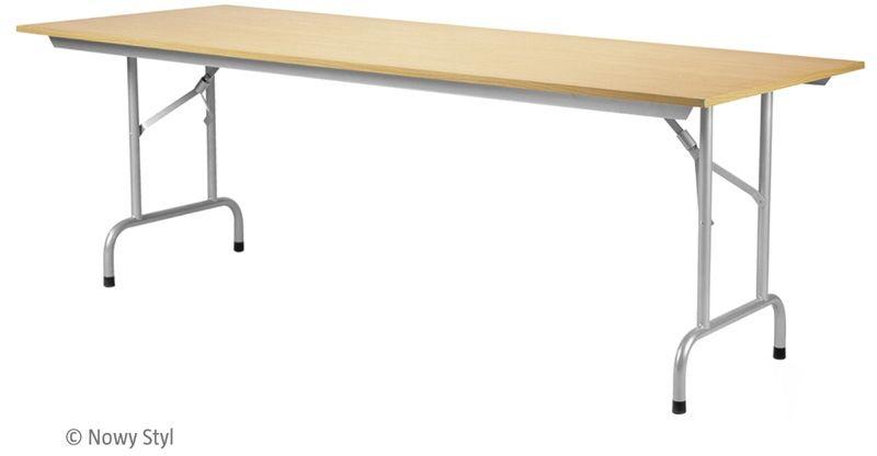 Stół konferencyjny składany RICO TALBE-4 ALU (200x80 cm) Nowy Styl