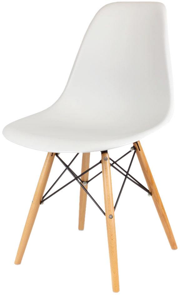 Sk Design Kr012 Jasnoszare Krzesło Buk