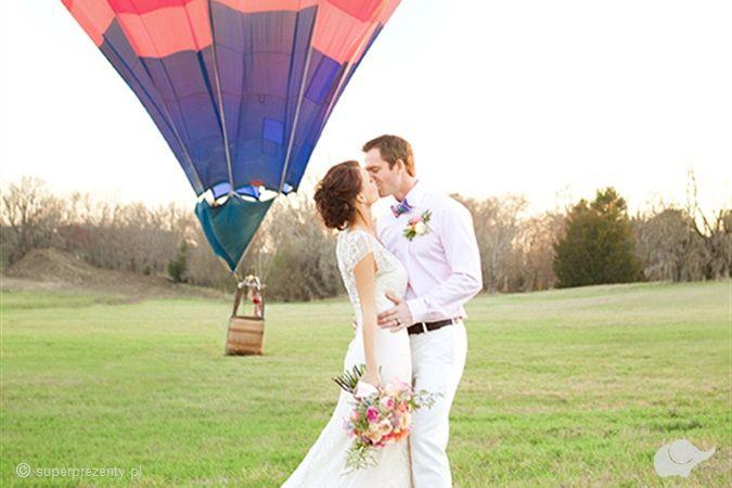 Ślub w balonie Wiele Lokalizacji
