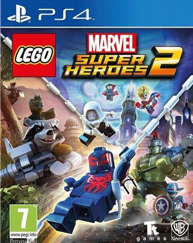 LEGO Marvel Super Heroes 2 PS 4