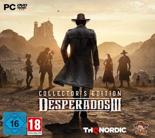 Desperados III Collector''s Edition PC