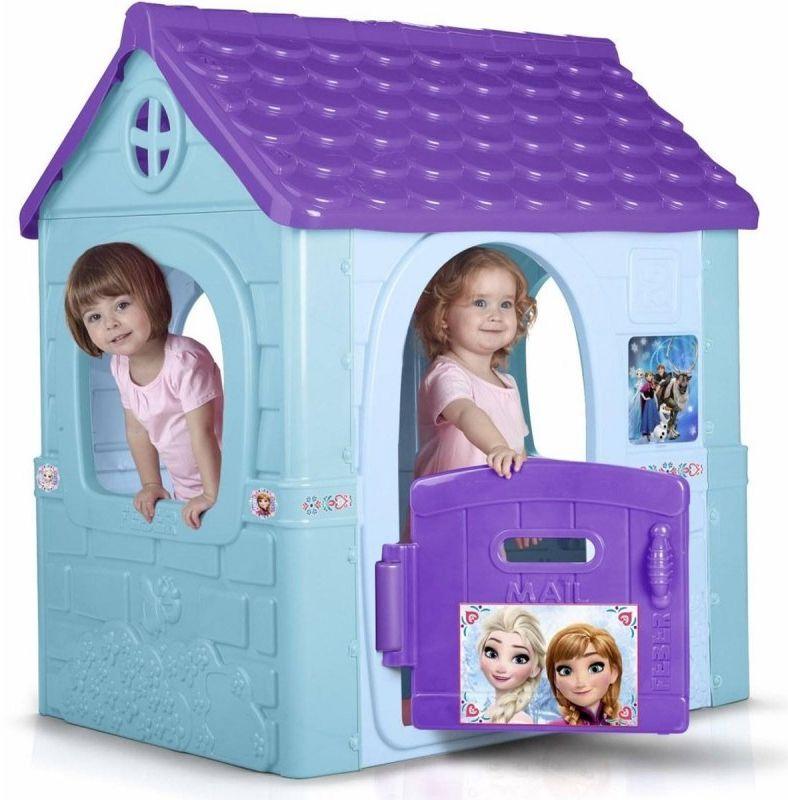 FEBER Domek ogrodowy Fantasy House Frozen 2