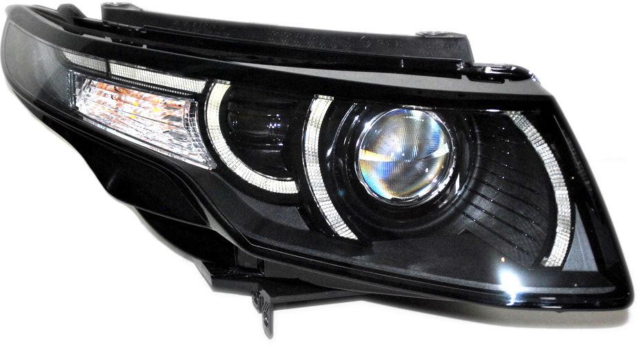 Nowy Oryginalny Xenon Bixenon LED Reflektor Nieskrętny Range Rover Evoque VPCCFX-13D154-AH