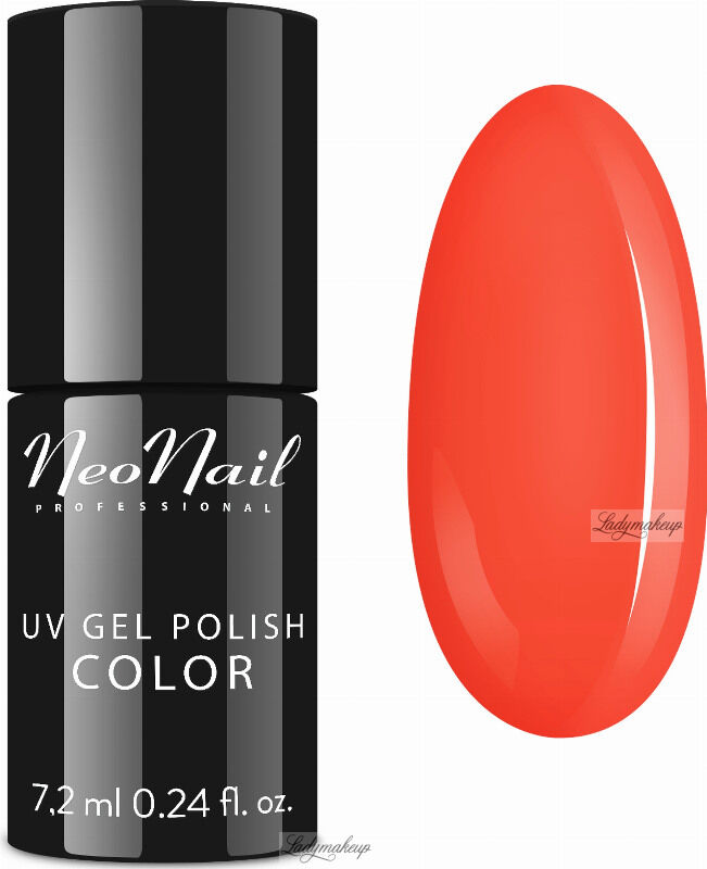 NeoNail - UV GEL POLISH COLOR - COVER GIRL - Lakier hybrydowy - 7,2 ml - 6677-7 SUPER STAR