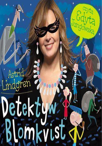 Detektyw Blomkvist - Audiobook.