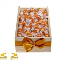 Skrzynka pralinek Lindt Lindor Orange 1kg
