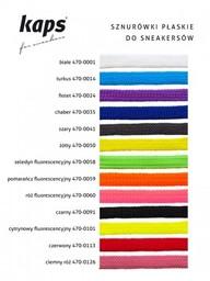 Sznurówki Płaskie Do Tenisówek 120cm 13 kolorów