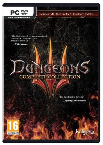 Dungeons III Complete Edition PC