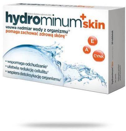Hydrominum + Skin 30 tabletek